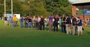 archers line
